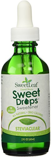 Sweet Leaf Stevia Clear, 2 fl oz (60 ml)