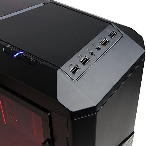 CYBERPOWERPC-Gamer-Ultra-GUA3120A-w-AMD-FX-4300-38GHz-CPU-8GB-DDR3-AMD-R7-250-2GB-1TB-HDD-24X-DVD-RW-Win-10-Home-64-Bit-Desktop-Gaming-PC