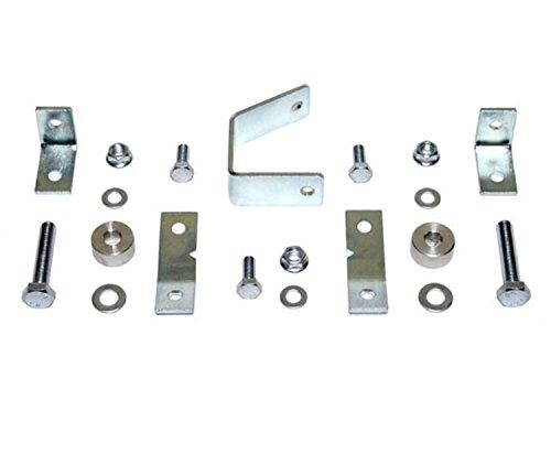 Maxtrac Suspension 616800 Drive Shaft(Carrier Bearing Spacers & Brake Lines Brackets) (Old Man Emu Carrier Bearing Drop Kit)