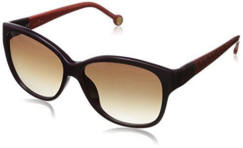 carolina-herrera-womens-she511-09fd-rectangular-sunglassesplum56-mm