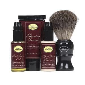 The Art of Shaving Starter Kit - Sandalwood