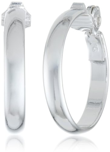 Anne Klein Classics Silver Tone Earrings product image