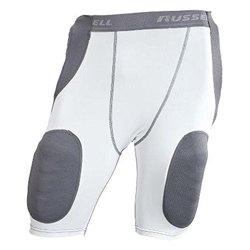 Russell 5-Piece Integrated Adult Football Girdle ()