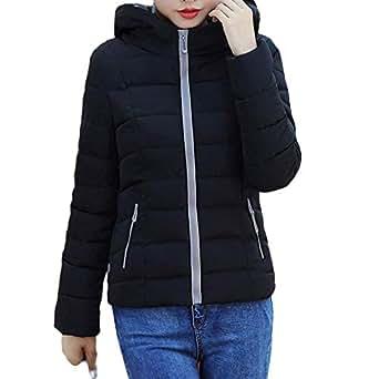 Amazon.com: GouuoHi Womens Coat Women Winter Warm Solid