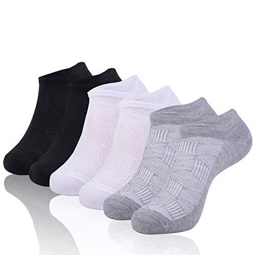 - JOYNEE Low Cut Ankle Mesh Socks 6 Pack Casual No Show Thin Flat Invisible Sock