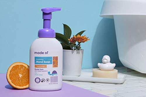 Organic Hand Soap by MADE OF - Dermatologist and
