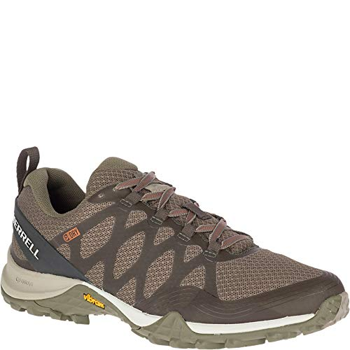 Merrell Women's Siren 3 Waterproof Hiking Shoe, Olive, 08.0 M US (Womens Merrell Azura Waterproof Hiking Shoes Low)