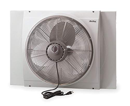 Air King FanWhole House20 In - 9166
