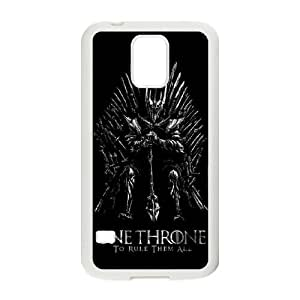 Game of Thrones Samsung Galaxy S5 Cell Phone Case White SP1286359