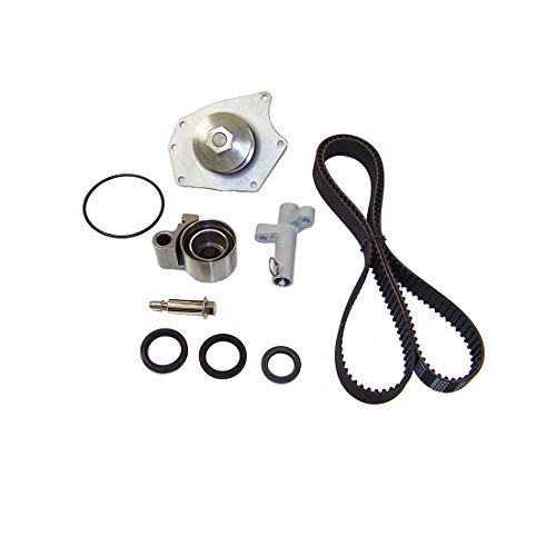 - DNJ TBK1150AWP Timing Belt Kit with Water Pump for 2004-2004 / Chrysler/Pacifica / 3.5L / SOHC / V6 / 24V / 215cid