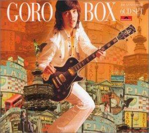 野口五郎 / GORO CD BOX
