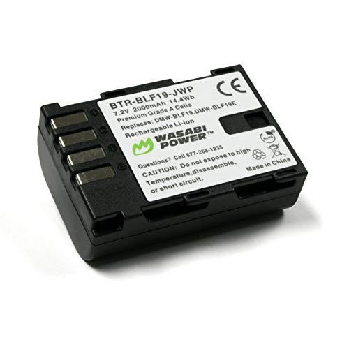 Batería para Panasonic Dmw-blf19 Lumix Dmc-gh3, Dmc-gh4
