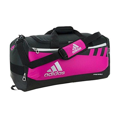 adidas Team Issue Duffel Bag, Intense Pink, Small
