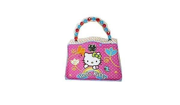 27782d9c12 Amazon.com  Hello Kitty Tin Lunch Box - Sanrio Hello Kitty Tin Box (Rainbow)   Toys   Games