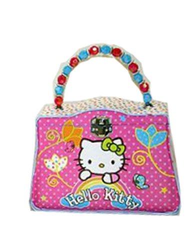 Hello Kitty Tin Lunch Box - Sanrio Hello Kitty Tin Box (Rainbow)