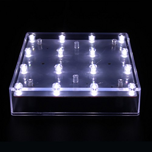 Led Light Base Square - 3