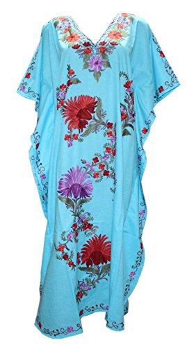 kaftan silk dress - 6