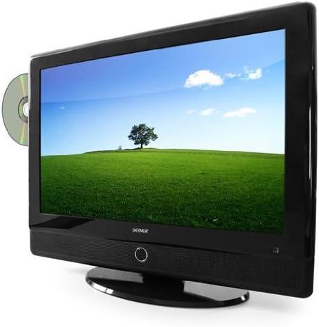 Denver 48 cm (19 Pulgadas) LCD TV, DVD de combinación (HD-Ready ...
