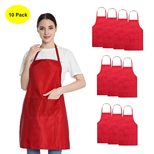 LOYUUY Waterdrop Resistant Pockets Painting product image
