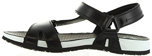 Panama Jack Men Sandals Frodo BW C1 Pull-up Negro NHnygN61r