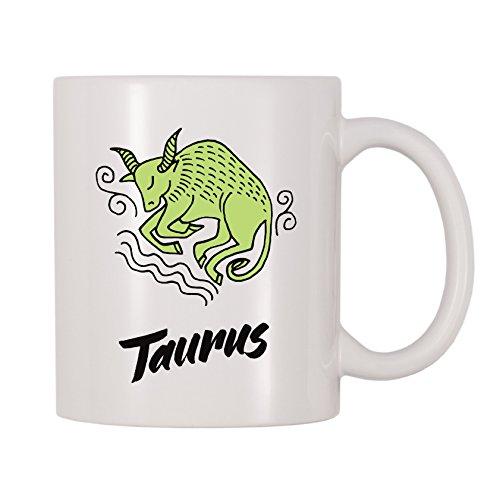 (4 All Times Taurus Coffee Mug (11 oz))
