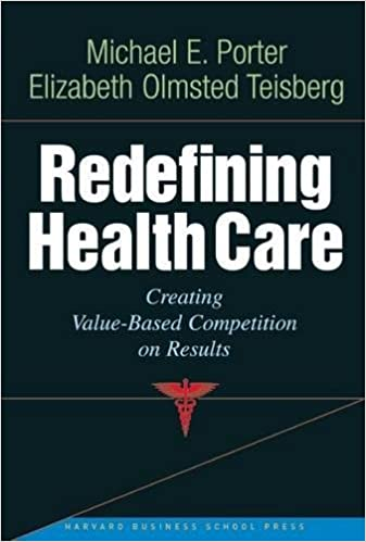 image for Redefining Health Care: Creating Value-Based Competition on Results