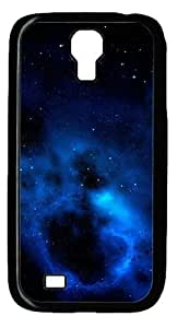 Cool Painting Samsung Galaxy I9500 Case,Blue Cloud Custom PC Hard Case Cover for Samsung Galaxy S4/I9500