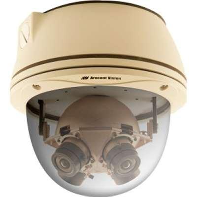 Ip66 Housing - Arecont Vision AV8365DN 8MP H.264 Day/Night, 360 Deg P Anoramic, IP66 Dome Housing
