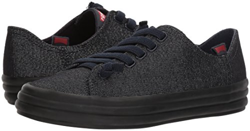 2018 009 CAMPER Silver Hoops Primavera Estate K200604 Donna Scarpe Marbella Sneaker Navy BSq1P
