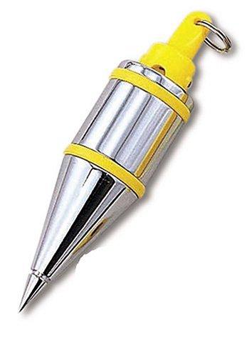 Tajima PQB-200 Plumb Rite Quick Stabilizing Plumb Bob, 7 oz ()