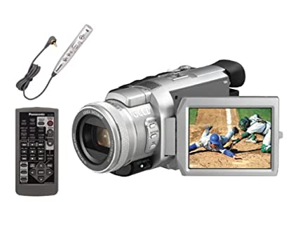 amazon com panasonic pv gs400 4mp 3ccd minidv camcorder w 12x rh amazon com Panasonic 3CCD Leica Dicomar Panasonic 3CCD Leica Dicomar