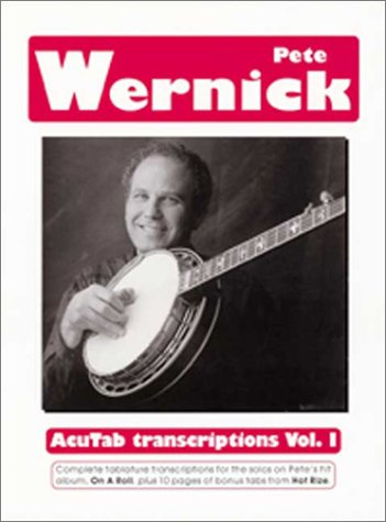 (AcuTab Transcriptions Vol. 1: Complete Tablature Transcriptions for the Solos on Pete's Hit Album