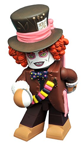 Diamond Select Toys Alice Through the Looking Glass: Mad Hatter Vinimate Vinyl -