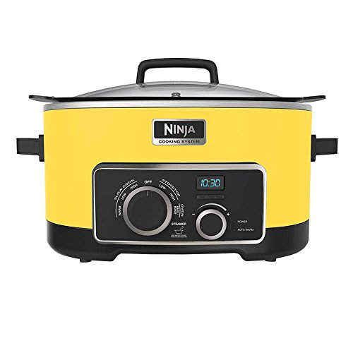 Ninja Multi Cooker 4-in-1 Digital Cooking System (Certified Refurbished) Review