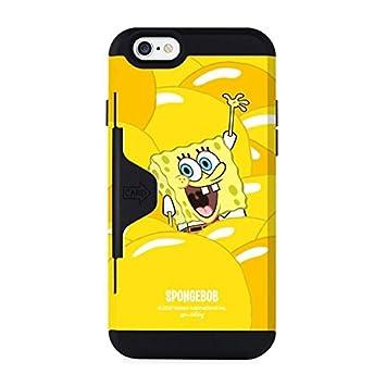 2f0b081635 Amazon | 【日本正規品】 PhoneFoam Golf Fit SpongeBob for iPhone SE ...