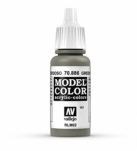 Vallejo Green Model Color Paint product image