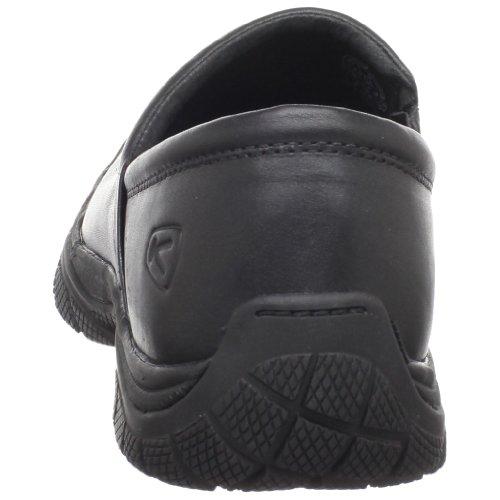 Keen Utility Mens PTC Slip On Work Shoe,Black,10 M US