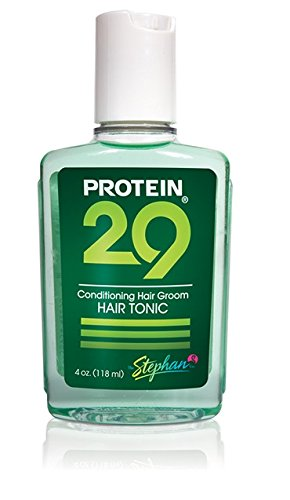 Protein 29 Conditioning Hair Groom Tonic, 4 Oz Per Bottle (7 Bottles)