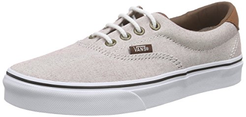 True amp; White Oxford Red Leather Rosa Zapatilla Oxblood Vans Era Baja Adulto 59 Unisex wTT7qaO8