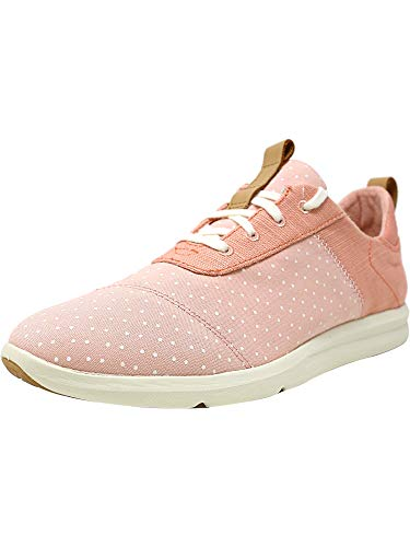 Printed Coral - TOMS Women's Cabrillo Coral Pink