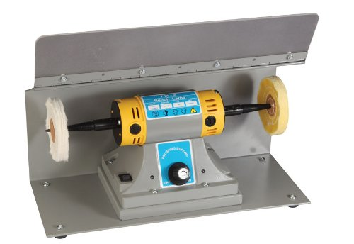 Toyo Portable Polishing Lathe 10,000 RPM Variable Speed with ()