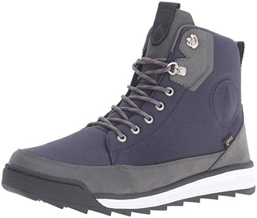 Volcom Mens Winterington Gtx Winter Boot Midnight Blue
