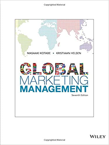 Global marketing management 7th edition masaaki mike kotabe global marketing management 7th edition fandeluxe Gallery