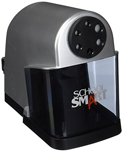 School Smart 6 Hole Electric Sharpener product image