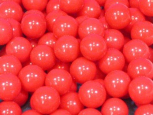 ガラポン抽選器用 玉 赤 100球