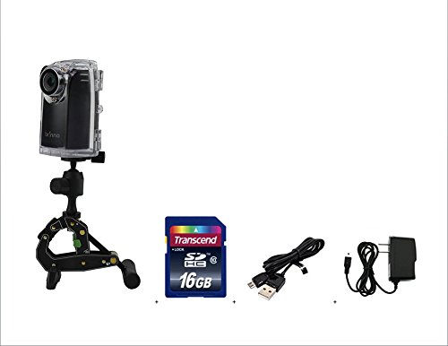 Brinno Construction Time Lapse Camera PRO Bundle BCC200 + KIT by Brinno
