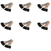 7 x Quantity of Walkera QR X350 PRO FPV (100mm) Super Clean RC Male to Male Ribbon Extensions Set(Servo Connector) - FAST FROM Orlando, Florida USA!