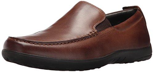 Cole Haan Mens New Harbor Venetian II Loafer Dark Brown
