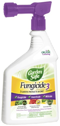 Garden Safe Fungicide3 Concentrate (Ready-to-Spray) - Trees Fungicide Fruit