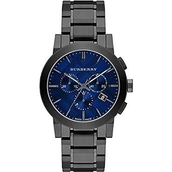 Mens BU9365 Burberry Chronograph Watch  Amazon.co.uk  Watches 6e15c5fe808